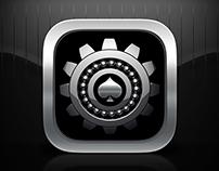 3D Gear Icon
