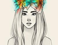 Flower's Queen