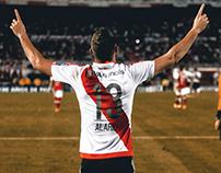 River Campeón Recopa 2016