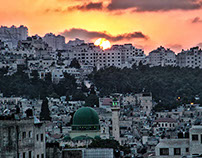 Nablus Sunsets