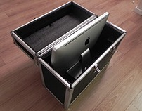 Flight case for my iMac