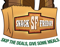 Snack Friday Logo
