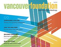 Vancouver Foundation Magazine