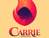 Carrie: The Musical (2014 Los Angeles, unused)