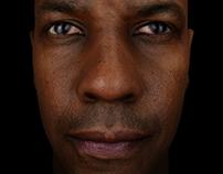 Denzel 3D realistic Facial modelling