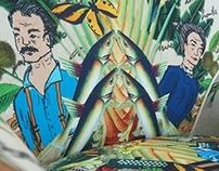 Homage to Gabriel Garcia Marquez ( El Colombiano Newspa