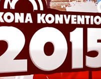 2015 Kona Konvention Promo