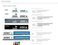 Vistage Branding