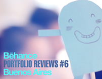 Behance Portfolio Reviews #6 — Buenos Aires