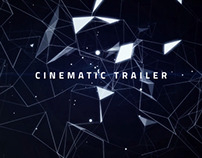 Cinematic Trailer - After Effects Template Videohive