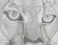 Fragmentation drawing