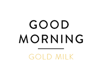 Good Morning Gold milk