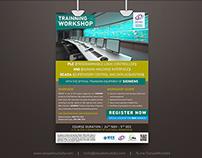 EESINT Trainning Workshop - Event Poster