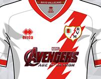 Fútbol X Super héroes