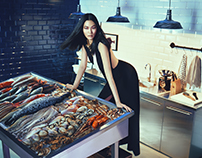 Sea Food Room