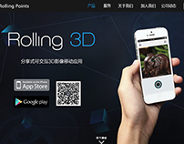Rolling Points WEB Design