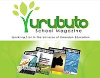 Urubuto School Magazine [Rwanda Education]