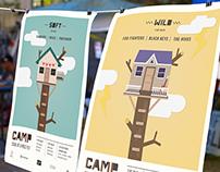 CAMP Casual Art & Music Plot