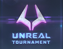 Unreal Tournament Menu concept