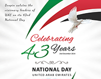 43rd UAE National Day