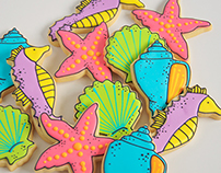 Decorated Sugar Cookies 2014