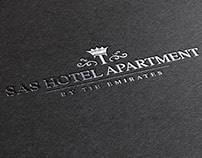Logo Design  |  Sas Hotel and Apartment