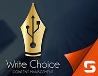 Write Choice - Branding