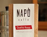 Napò Caffè - Branding and Packaging