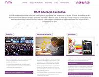 Site - HSM Educação Executiva