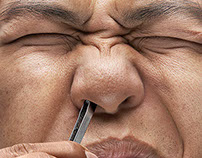 Philips Nose Trimmer - Scale of Pain
