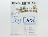 The Wall Street Journal - W.P. Carey Advertisement