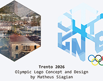 Trento 2026 Olympic Candidate City Concept and Design