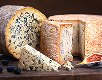 Food Photography for EDEKA //  Cheese products