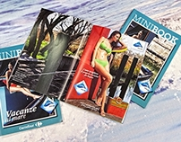 Minibook Carrefour   Collezione Mare