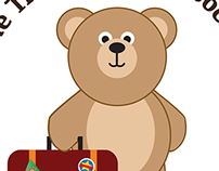 The Traveling Bear Society Logo