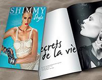 SHIMMY STYLE v1 (2013)