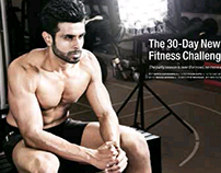 The Man Jan 2018 - Fitness Story
