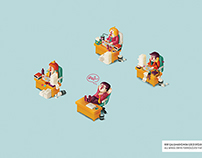 Fiat All Wheel Drive / Print Ad