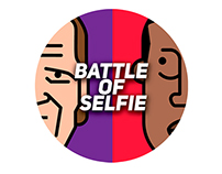 Battle of Selfie