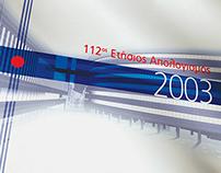ETHNIKI ASFALISTIKI - Annual Report 2003