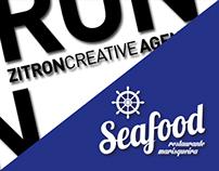 Graphic Design | Seafood Restaurante Marisqueira