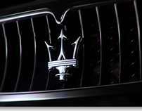 Maserati Launching Teaser