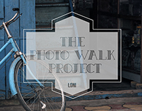 The photo walk project.