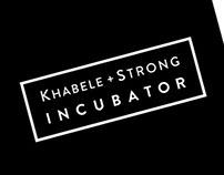 Khabele + Strong Incubator Brochure