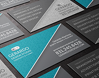 GDS Business Cards