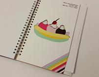 Desserts Swatchbook