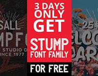 So brush free font