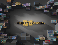 History of High 5 Games Infographic