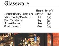 Bottles & Wood Retail Signage