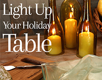 Bottles & Wood Website Sliders